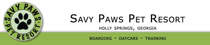 Savy Paws Pet Resort